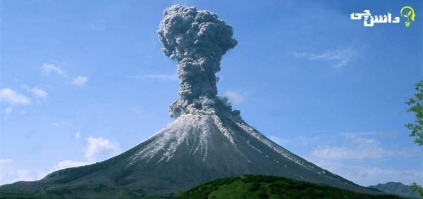 آتشفشان ها فواید و ضررهای آن ( زمین پویا )