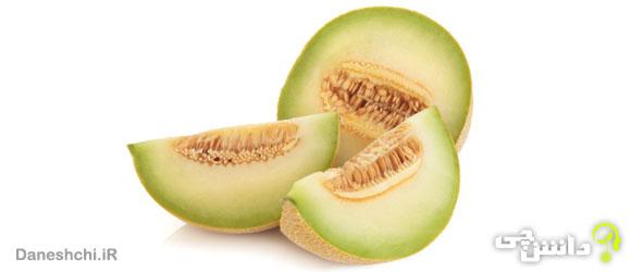 میوه طالبی (Honeydew )