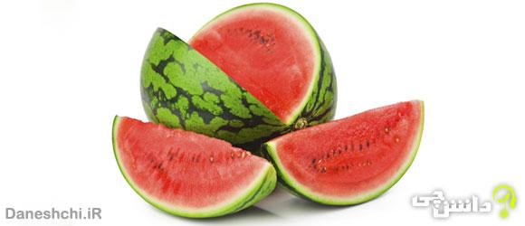 خواص ، مضرات و طبع میوه هندوانه | Watermelon fruit properties