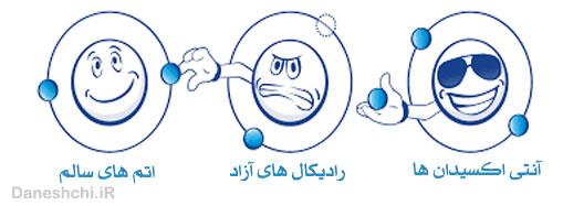 تحقیق در مورد آنتی اکسیدان