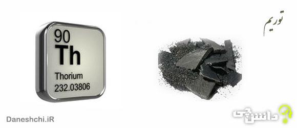 عنصر توریم Th 90، عنصری از جدول تناوبی