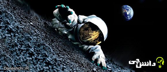 مشکلات فضانوردان در فضا