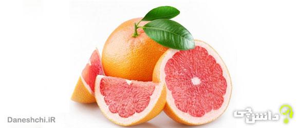 گریپ فروت (Grapefruit)