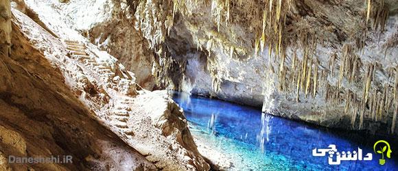 تشکیل غارهای آهکی