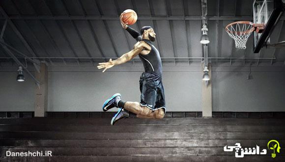 تحقیق در مورد ورزش بسکتبال